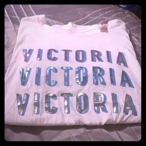 Victoria's Secret Short Sleeve Tee Shirt!! NWT